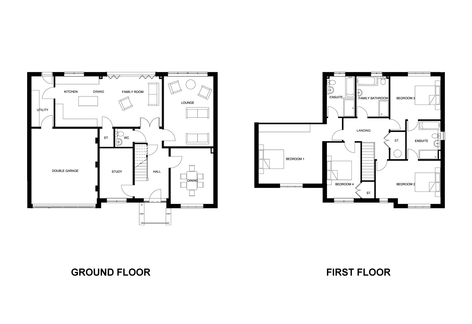 The Fenwick Floor Plan