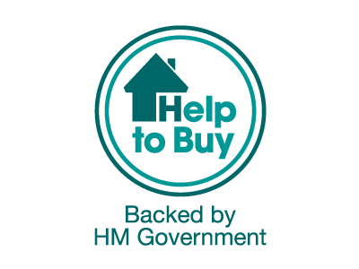 Help to Buy Logo Backed by HM Government