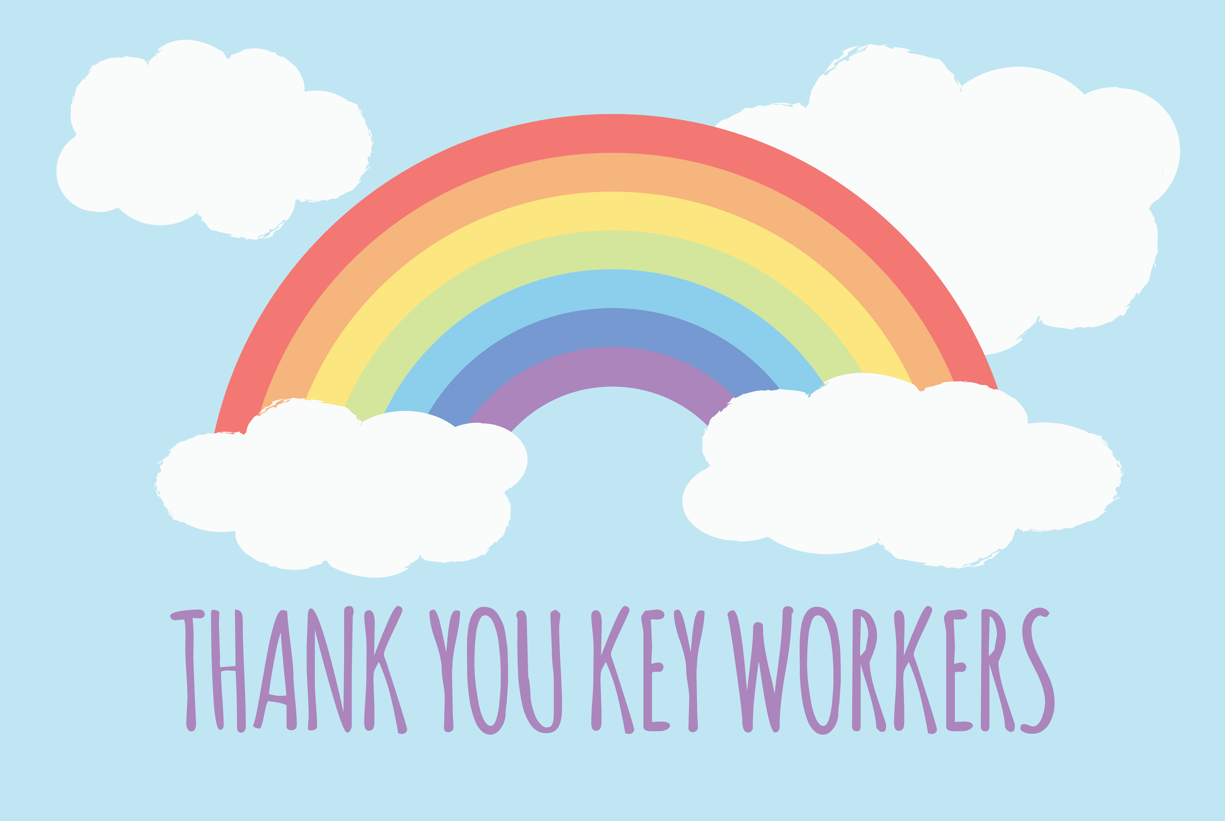Thank You Key Workers
